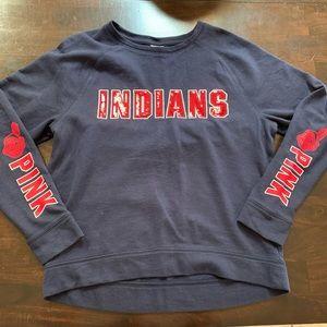 PINK Indians Crewneck